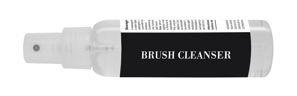 ANTIBACTERIAL BRUSH CLEANSER 100 ML - CUSTOMIZABLE