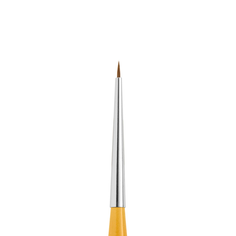 No.000 ROUND SABLE NAIL BRUSH
