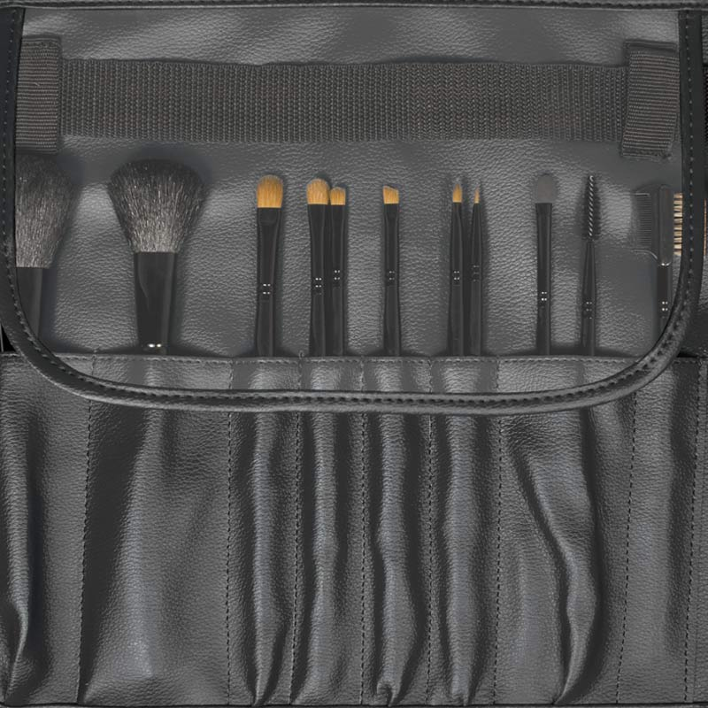 BRUSH HOLDER WITH No.11 PROFESSIONAL BRUSHES