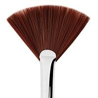 Wine syntelux fan brush with long handle