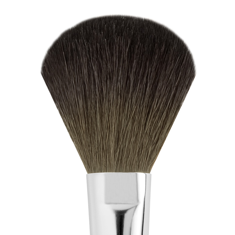 SMALL FLAT GOAT BLUSH BRUSH