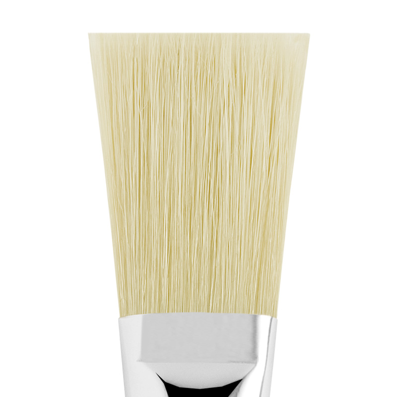 MEDIUM FLAT BRISTLE TREATMENT BRUSH