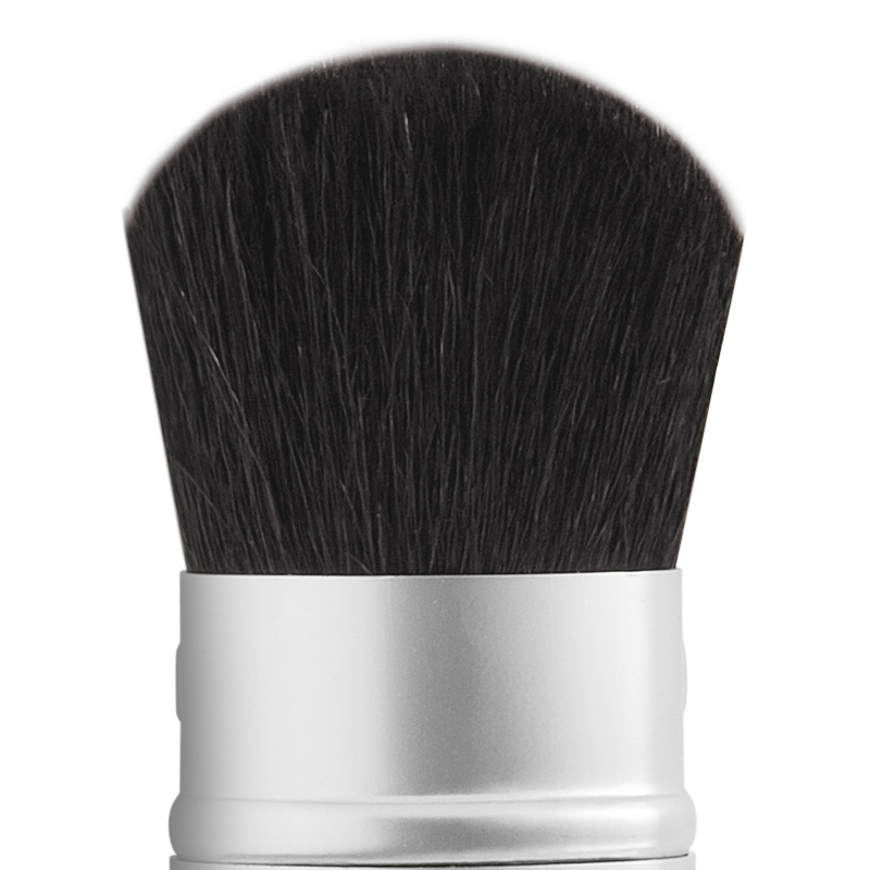 OVAL GOAT POWDER RETRACTABLE BRUSH