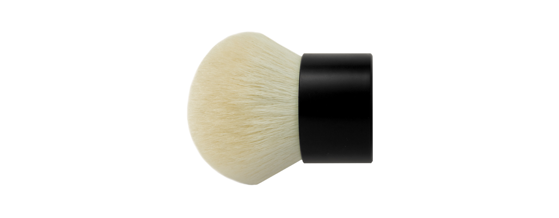 GOAT POWDER BIG KABUKI BRUSH
