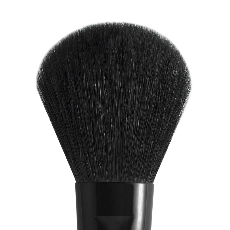MEDIUM FLAT GOAT BLUSH BRUSH