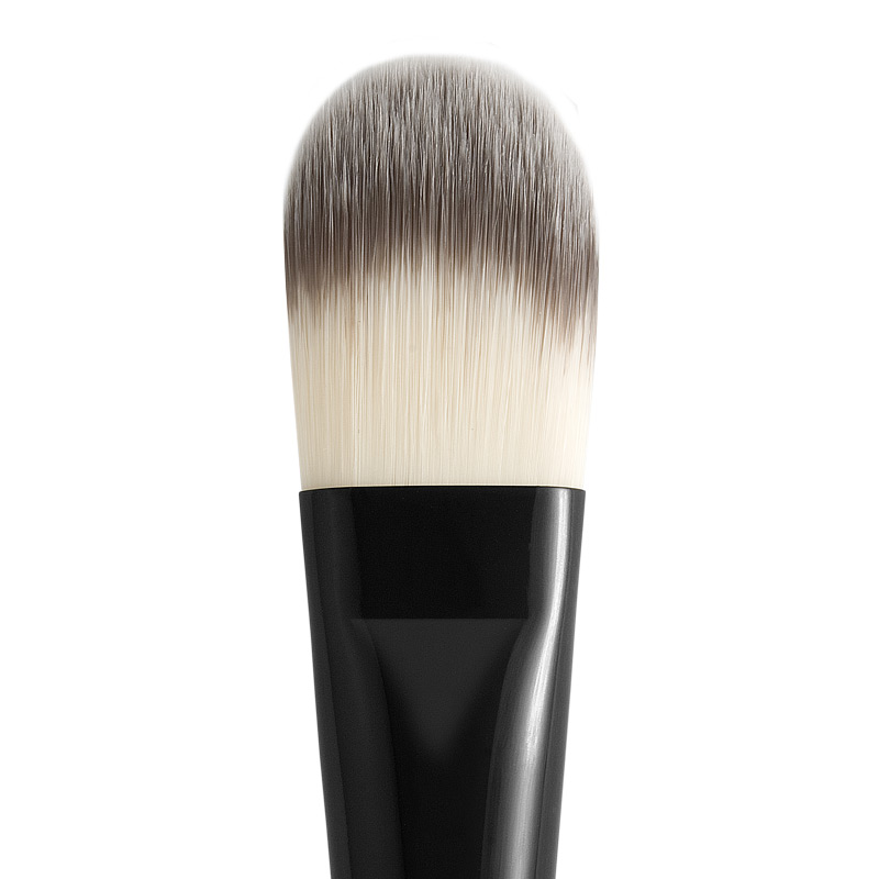 CAT'S TONGUE SYNTHETIC FOUNDATION BRUSH