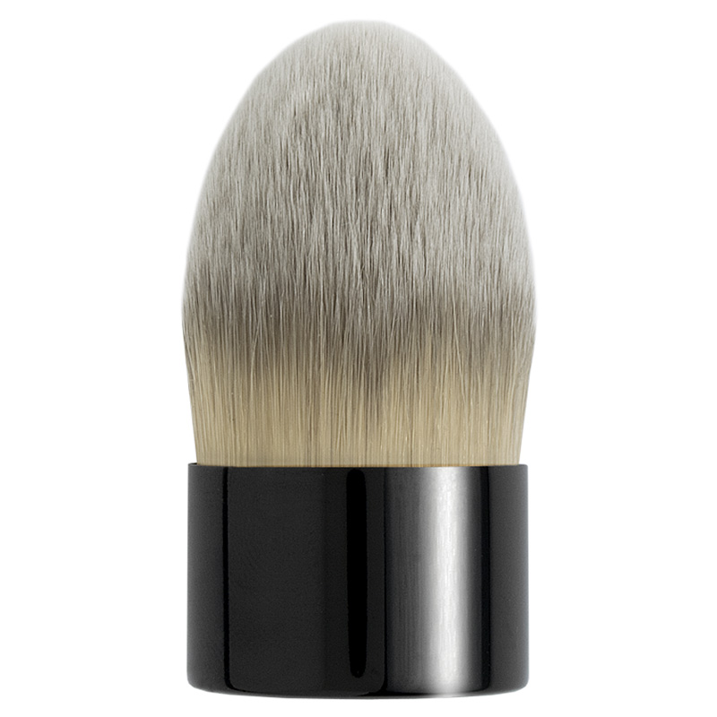 EGG SHAPE SYNTHETIC FOUNDATION KABUKI BRUSH