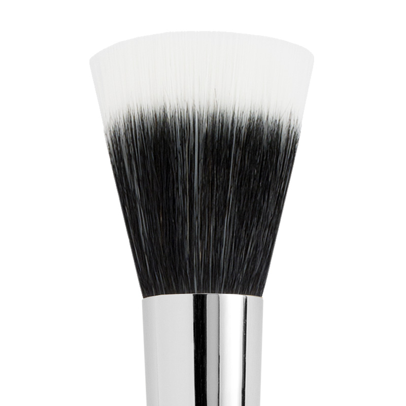 ROUND DUO FIBRE FOUNDATION BRUSH
