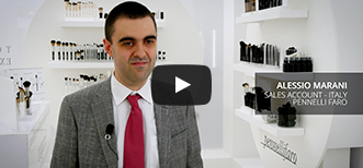 Cosmoprof 2018 - Interview to Alessio Marani