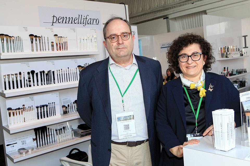 Pennelli Faro at MakeUp in Los Angeles: Shaping the Future of the Makeup Industry