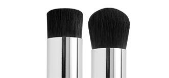 Foundation layer brushes