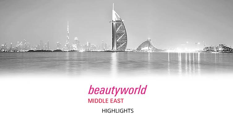 Highlights da Beauty World Middle East