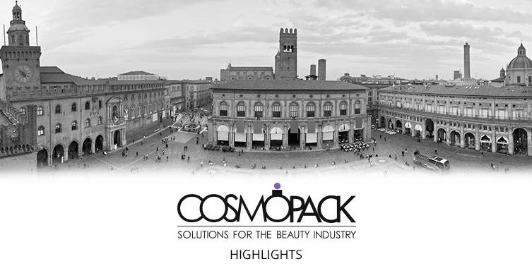 Highlights da Cosmopack Bologna