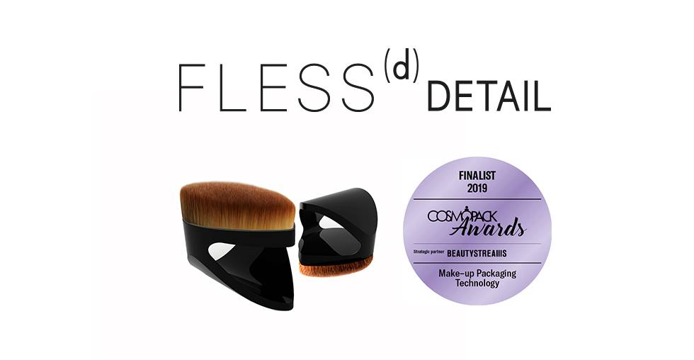FLESS® finalista al COSMOPACK AWARDS 2019