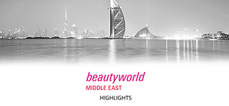 Pennelli Faro at Beautyworld Middle East 2018 in Dubai