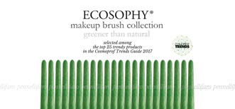 Ecosophy® selected among the top 25 trendy products by Beautystreams for CosmoprofTrends 2017