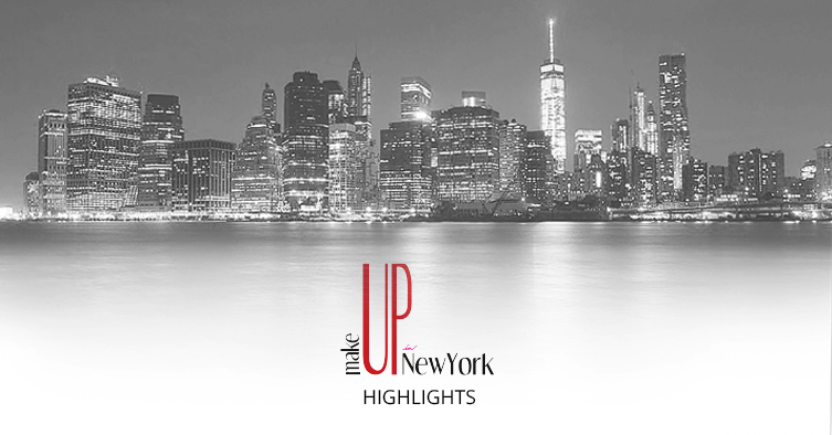 Highlights da MakeUp in New York