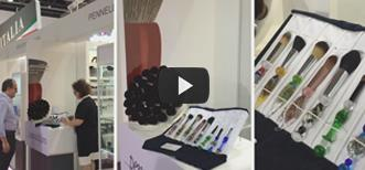 Pennelli Faro at Beautyworld Middle East 2015 in Dubai