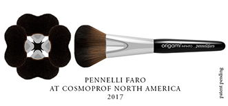 Pennelli Faro's made in Italy achieves great success at Cosmoprof North America