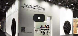 Cosmoprof 2014, Pennelli Faro's interview with TG5