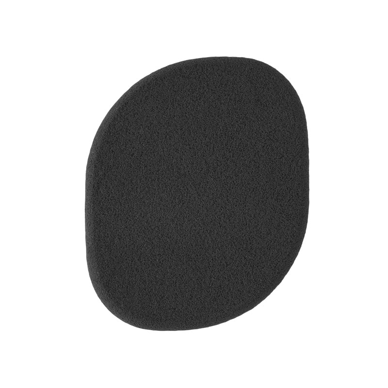 ROUNDED DIAMOND BLACK SPONGE
