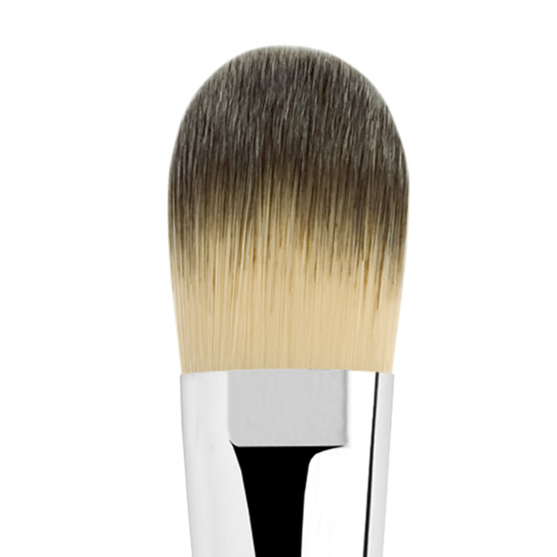 FLAT SYNTHETIC FOUNDATION BRUSH