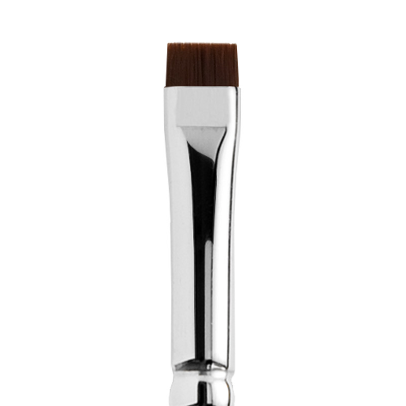 No. 8 SYNTHETIC SHORT SQUARED EYE BRUSH
