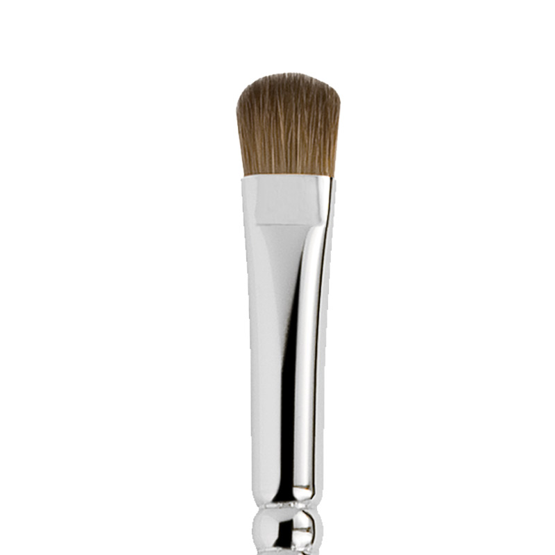 No.8 DOMED SABLE EYE BRUSH