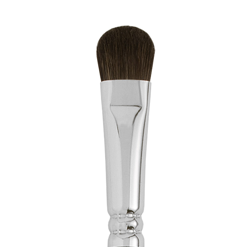 No.10 DOMED FLAT PONY EYE BRUSH